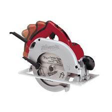 "Milwaukee 7-1/4"" Tilt-Lok Circular Saw with Case 6390-21 Reconditioned"