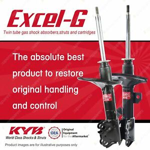 2 x Front KYB EXCEL-G Strut Shock Absorbers for TOYOTA Aurion GSV40R 2GRFE 3.5