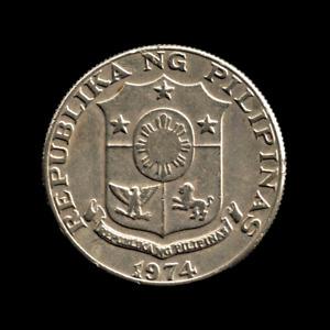 Philippines - 50 Sentimos - 1974 - KM# 200