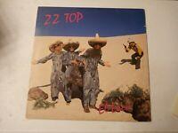 ZZ Top – El Loco - Vinyl LP 1981