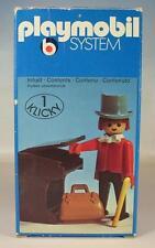 Playmobil Klicky 3346 Mann mit Zylinder & Schreibpult in O-Box #40