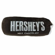 Officially Licensed Hershey Bar Embroidered Plush Travel Pillow - Neck Roll