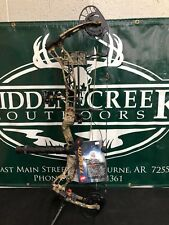 2018 Pse Archery Ferocity 30-60lb Mossy Oak Rts Pro Package Rh Brand New