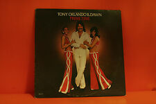 TONY ORLANDO - PRIME TEAM - BELL - EX LP VINYL RECORD -K