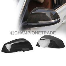 Carbon Fiber Rear View Mirror Cover For 12-15 BMW F30 F31 3Series 325i 328i 335i