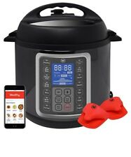 Mealty Multipot 9-in-1 Programmable Pressure Cooker 6 Quarts