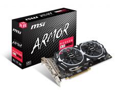 MSI Radeon RX 580 Armor OC 8GB 256-bit GDDR5 Graphics Card