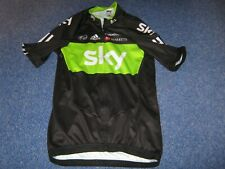 Team Sky Adidas Rainforest Rescue 2012 special edition cycling jersey [S] BNW/OT
