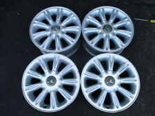 "VT CALAIS S1 16"" X 7 INCH ALLOY MAG WHEELS & CAPS HOLDEN COMMODORE VX VY VZ"