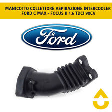MANICOTTO COLLETTORE ASPIRAZIONE INTERCOOLER FORD C MAX - FOCUS II 1.6 TDCi 90CV