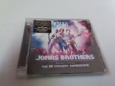 "JONAS BROTHERS ""MUSIC FROM THE 3D CONCERT EXPERIENCE"" CD 14 TRACKS TAYLOR SWIFT"