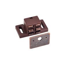 Box of  8-  20 lb. Brown/Bronze- Magnetic Catches- Shutter Hardware- # 50652
