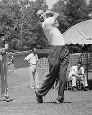 Arnold Palmer,  8x10  B&W Photo