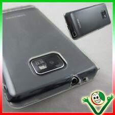 Custodia PERFECT FIT per Samsung Galaxy S2 i9100 e S2 Plus i9105 trasparente