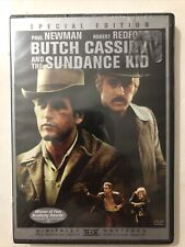 Butch Cassidy and the Sundance Kid (New Dvd, 2005, Special Edition)