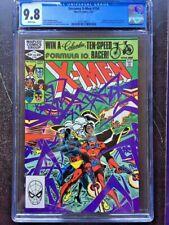 X-MEN #154 CGC NM/MT 9.8; White pg!; Cockrum cvr/art (2/82)!