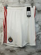 ADIDAS Club Deportivo CHIVAS USA MLS Soccer Shorts RARE Sz M New with tags