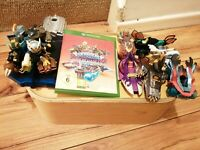Xbox ONE Game Skylanders Superchargers 6 vehicles 3 Figures Portal of Power