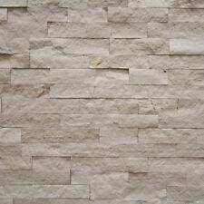 1 Musterstück Marmor White Grey Verblender Wandverkleidung Riemchen Naturstein