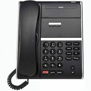 NEC Univerge SV9100 650000 DTZ 2E-1 DZE(2) W-3(BK) 2 Button Digital Telephone #A