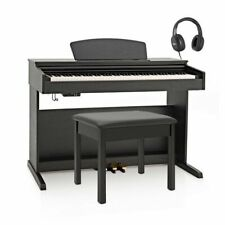 Gear4music Digital Piano With Stool Manual and 6 Piano Music Books