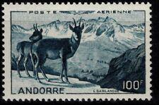 Andorre Poste aérienne N° 1 N **