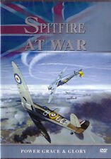 DVD:RAF COLLECTION - SPITFIRE AT WAR - NEW Region 2 UK