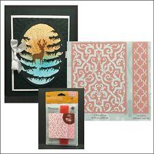 Elaborate Quatrefoil Anna Griffin Embossing folder - Cuttlebug Embossing folders