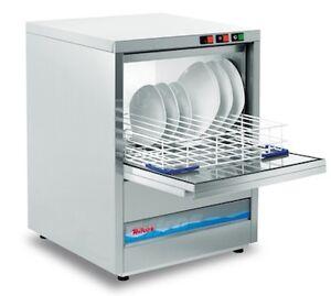 Commercial Dishwasher 500mm Basket  New Teikos TS601 - £948+vat