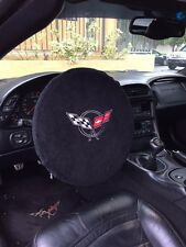 1997 - 2004 Corvette C5 Steering Wheel Cover by Seat Armour