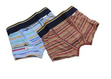 NEW PAUL SMITH JUNIOR BOXER SHORTS SIGNATURE STRIPE SIZE 2 to 3 YEARS