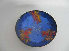 60s SCHALE bowl eamilliert - nice bowl mid century enamelled