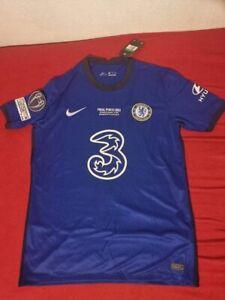 Trikot Nike FC Chelsea 2021 Home - Kante 7 Champions League Final NEU Gr XL