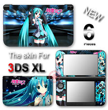 Hatsune Miku Amazing Vinyl Skin Decal Cover Sticker for Original 3DS XL