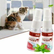 15ml Catnip Spray Relieve Stress Toys Organic Premium Natural Cat Training Toy