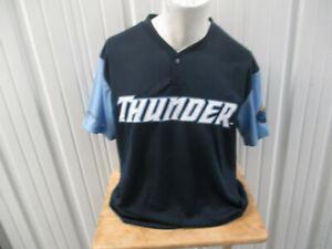 VINTAGE TRENTON THUNDER Gleyber Torres #11 XL SGA JERSEY PREWNED NY YANKESS SS