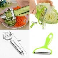 Stainless Steel Potato Fruit Peeler Vegetable Grater Cutter Slicer Kitchen Tool
