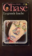 "James Hadley Chase, ""LaGrande Fauche,"" 1980, Carre Noir 350, VG, 1st French"