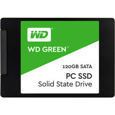 "WD 120GB Green SATA III 2.5"" Internal SSD WDS120G2G0A + 3 Years Wrnty"