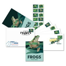 USPS New Frogs Stamp Ceremony Memento