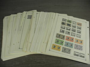 SOUTH WEST AFRICA, VANUATU, UGANDA, MINT(most NH) Stamps mounted on