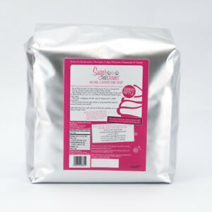 Sugar and Crumbs 2.5kg Raspberry Ripple Natural Flavoured Icing Sugar