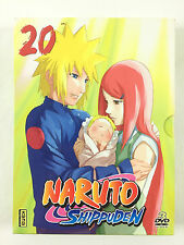 Coffret 3 DVD Naruto Shippuden Vol Volume 20