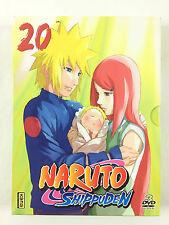 Coffret 3 DVD Naruto Shippuden Vol Volume 20