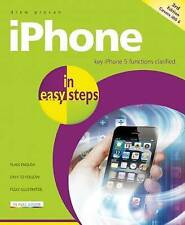 Drew Provan, iPhone in easy steps, covers iOS 6 3rd Edition updated for iPhone 5