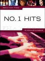 Really Easy Piano No.1 Hits Sheet Music Book Songbook Popular SAME DAY DISPATCH