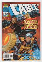 Cable #37 (Nov 1996, Marvel) [Weapon X, Domino] Jeph Loeb Ian Churchill p