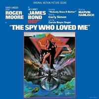 Marvin Hamlisch: Bond: The Spy Who Loved Me (Original Motion Picture LP