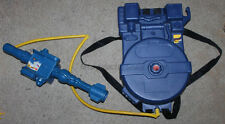 1985 Kenner Ghostbusters Kid Sized Role Play Proton Gun & Cord & Back Pack