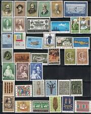 Greece (1966) - Complete Year 1966 (Scott # 840-878) - Mnh Vf